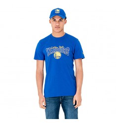 NEW ERA NBA TEAM APPAREL TEE GOLWAR MJB