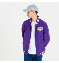 NEW ERA TEAM APPAREL BOMBER LOSLAK PRP