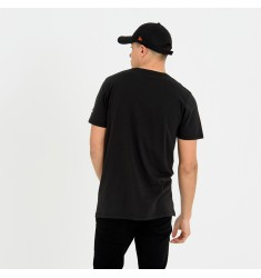 NEW ERA MLB CITY PRINT TEE NEYYAN BLK