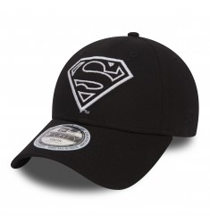 NEW ERA GITD 9FORTY SUPMAN BLK
