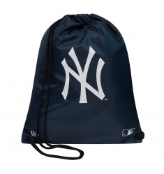 NEW ERA MLB GYM SACK NEYYAN NVYWHI--OSFM