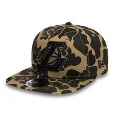 NEW ERA CAMO 9FIFTY LOSLAK DSCBLK