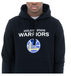 NEW ERA TEAM LOGO PO HOODY GOLWAR BLK