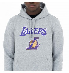 NEW ERA TEAM LOGO PO HOODY LOSLAK LGH