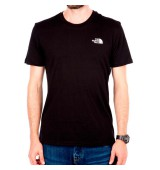 THE NORTH FACE M SS SIMPLE DONE TEE TNF BLACK