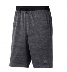 REEBOK SHORT WOR KN SHORT DARK GREY