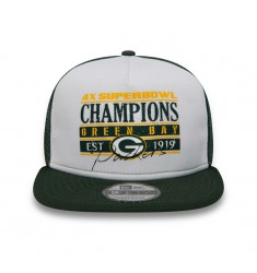 NEW ERA GREBAY CHAMPS PK 950 TRCKR GREPAC WHIOTC