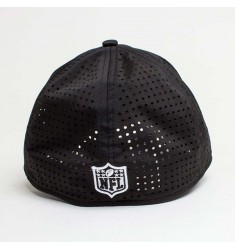 NEW ERA FEATHER PERF 39THIRTY OAKRAI BLKWHI