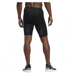 ADIDAS RS SH TIGHT M    BLACK/BLACK