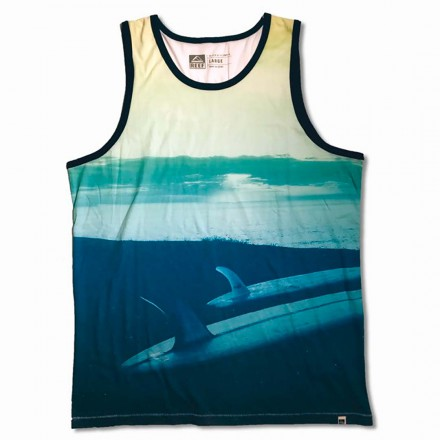 REEF SINGLE TANK BLUE