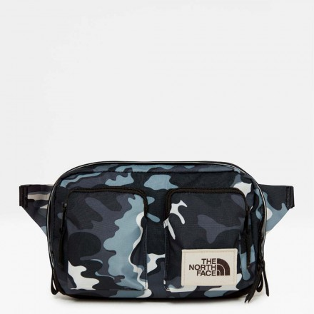 THE NORTH FACE KANGA TNF BLACK PSYCH
