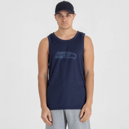 NEW ERA NFL TONAL LOGO TANK SEASEA OSB