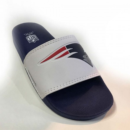 NEW ERA CHANCLAS ROYAL WHITE
