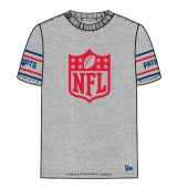 NEW ERA NFL BADGE TEE NEEPAT LGH