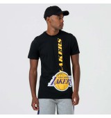 NEW ERA NBA TEAM  TEE LOSLAK BLK