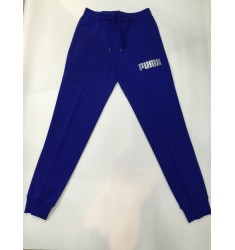 PUMA FUN BTS SWEAT PANTS SODALITE BLUE