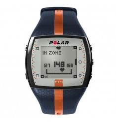 POLAR FT4 M BLUE/ORANGE (INCLUYE H1)