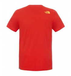 THE NORTH FACE MSSCOUNTRY PEAK TE FIERY RED