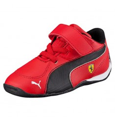 PUMA DRIFT CAT 5 SF NM 2 ROSSO CORSA-BLA.