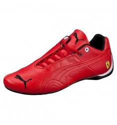 PUMA FUTURE CAT LEATHER SF - ROSSO CORSA