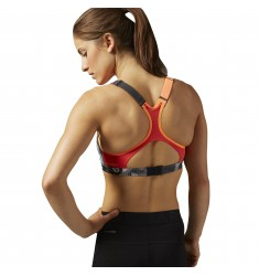 REEBOK BRA OS HIGH IMPACT BRA COAL