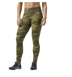 REEBOK MALLA OS NYLUX TIGHT CANOPY GREEN