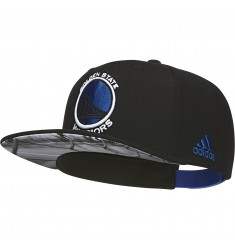 ADIDAS CAP WARRIORS    BLACK/WHITE/BLUE