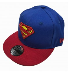 NEW ERA HERO ESSENTIAL SNAP JR SUPMAN OTC