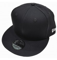 NE COTTON SNAP NEWERA BLK