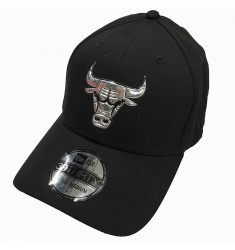 NEW ERA NBA METALLIC 39THIRTY CHIBUL BLK