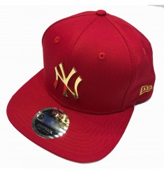 NEW ERA MLB METAL BADGE MEYYAN SCA