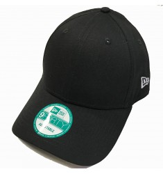NEW ERA NE BASIC 9FORTY BLKWHI- OSFA