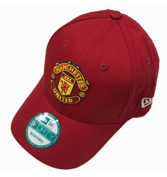 NEW ERA TS MU25 BASIC FORTY MANU SCARLET OSFA