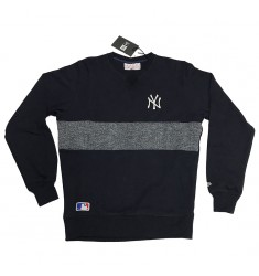 NEW ERA CONCRETE CREW NECK NEYYAN NVY