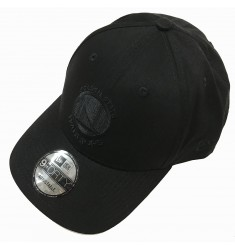 NEW ERA NBA BOB 9FORTY GOLWAR BLKBLK-OSFA