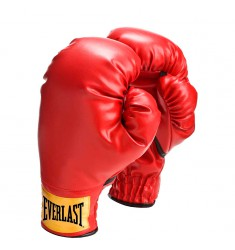 EVERLAST YOUTH BOXING GLOVES RED