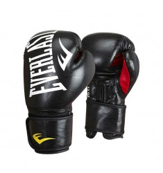 EVERLAST MARBLE EFFECT PU MMA GLOVE BLACK