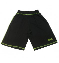 EVERLAST EVR9629 SHORT POLYESTER  -BLACK