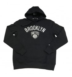 NEW ERA TEAM LOGO PO HOODY BRONET BLK
