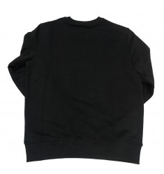 NEW ERA TIP OFF CREW SWEAT BRONET BLK
