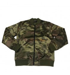 NEW ERA BNG SATEEN BOMBER CHIBUL NOV