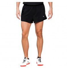 PUMA CORE-RUM SPLIT SHORTS PUMA BLACK