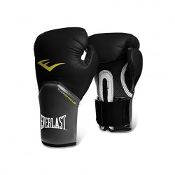 EVERLAST PRP STYLE ELITE TRAINING GLOVES BLACK