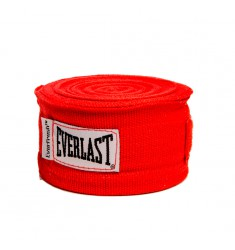 "EVERLAST HANDWRAPS 108"" (2.7M) RED"