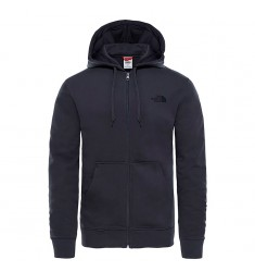 THE NORTH FACE M OPEN GA FZHD LINGHT ASPHALT G