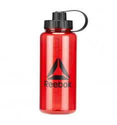 REEBOK BOTELLA TR PLASTIC WATER BOTTLE EXCELLENT RED
