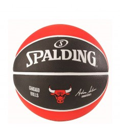 SPALDING NBA TEAM CHICAGO BULLS SZ.5 (83-583Z) MULTICOLOR