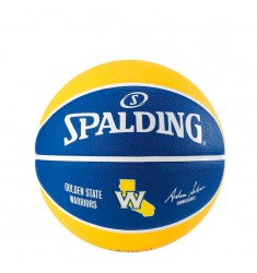 SPALDING NBA TEAM GOLDEN STATE SZ.5 (83-587Z) MULTICOLOR