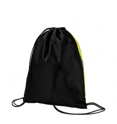 PUMA LIGA GYM SACK FIZZY YELLOW-PUMA BLACK-RE
