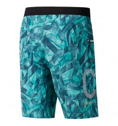REEBOK SHORT RC SPEED SHORT TURQUOISE